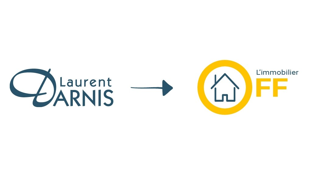 Laurent Darnis devient L'immobilier OFF