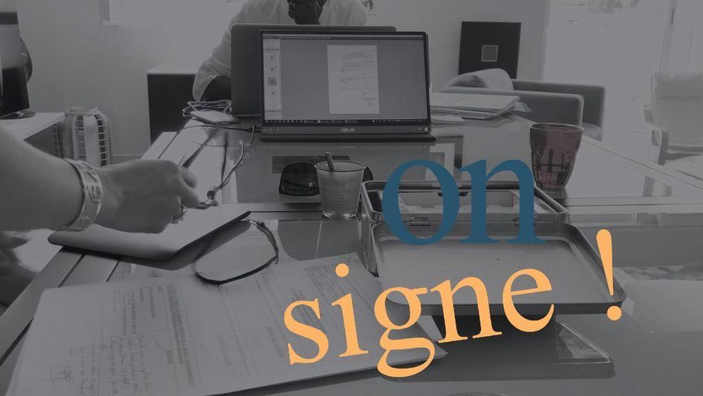 Nouvelle signature à Genas