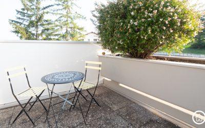 Nouvel appartement à vendre à Chassieu