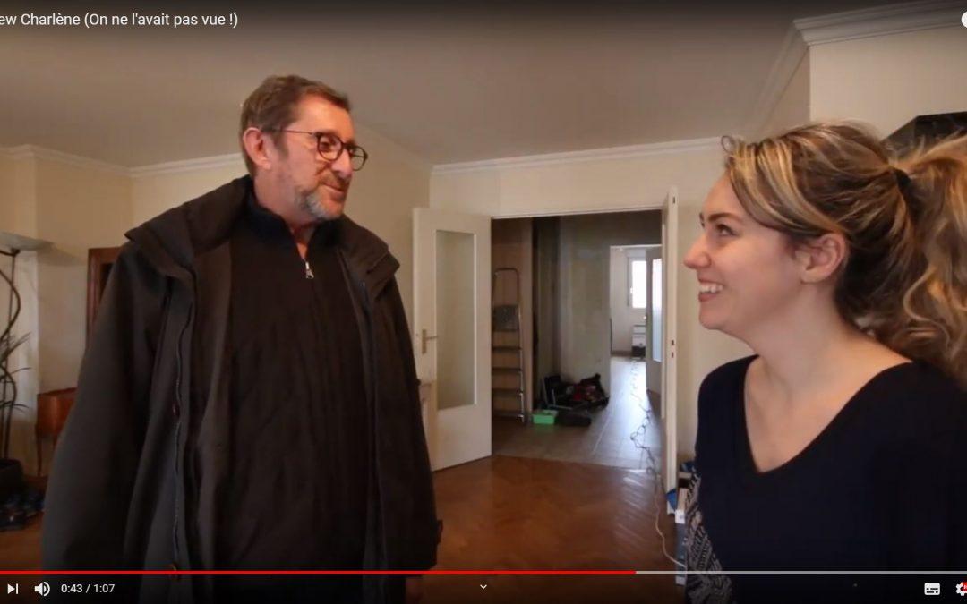 Interview client : Et voici Charlène !