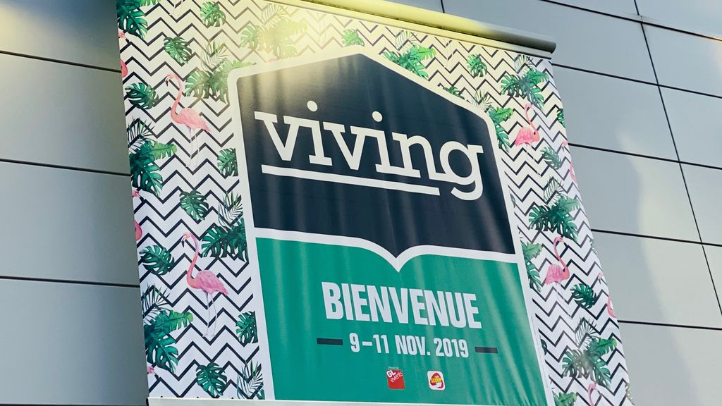 Salon Viving Lyon 2019