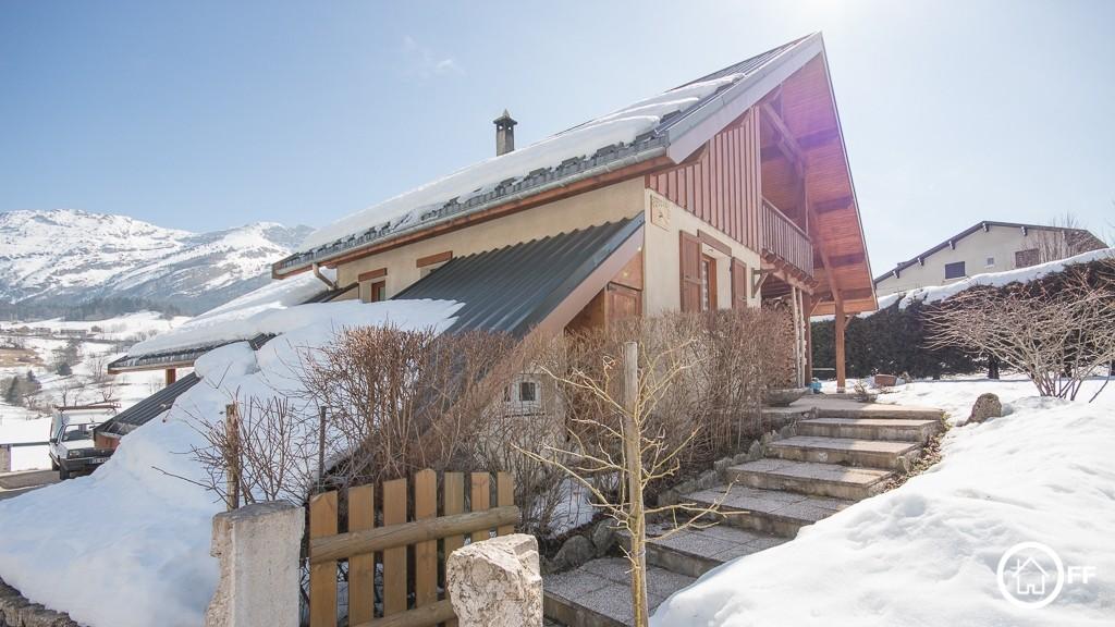 Comment vendre sa maison en hiver ?