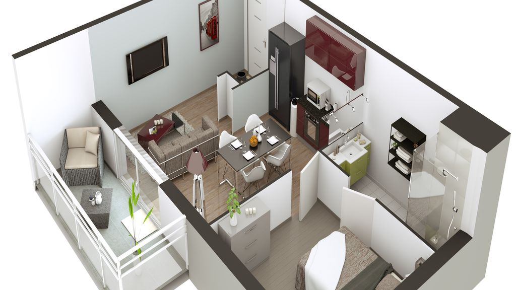 Home Staging 3D Virtuel… Oui ou non ?