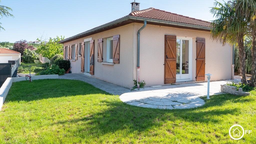 L'IMMOBILIER OFF - Maison à vendre Genas Vurey