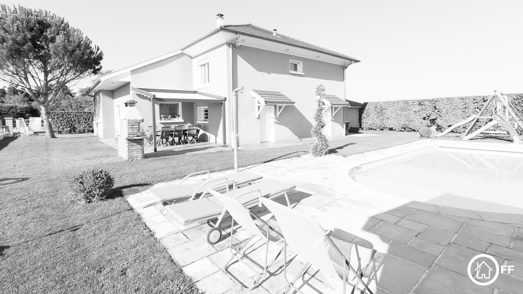 L'IMMOBILIER OFF - Maison avec piscine à vendre Chassieu