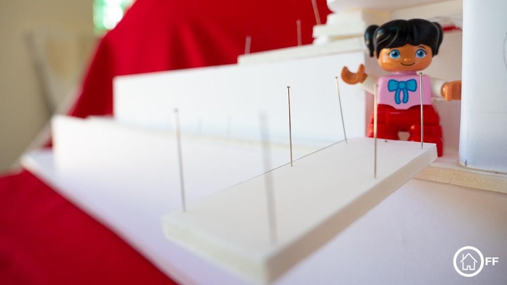 Une Maquette pour votre projet péniche