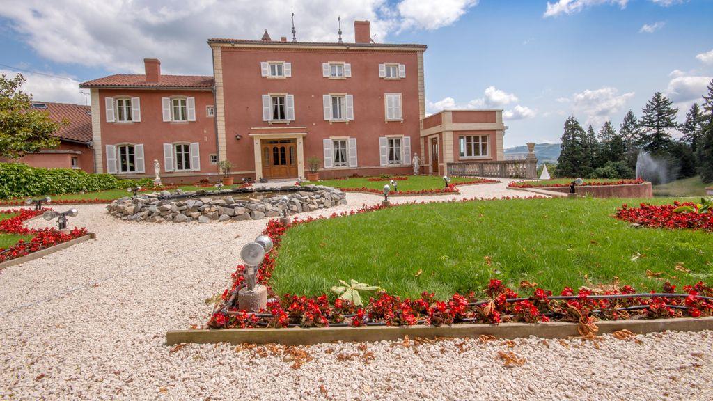 L'IMMOBILIER OFF - - Chateau à vendre Rhone-alpes