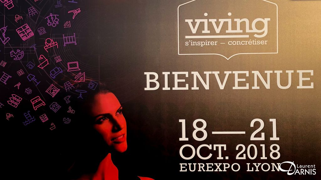 Salon Viving Lyon 2018