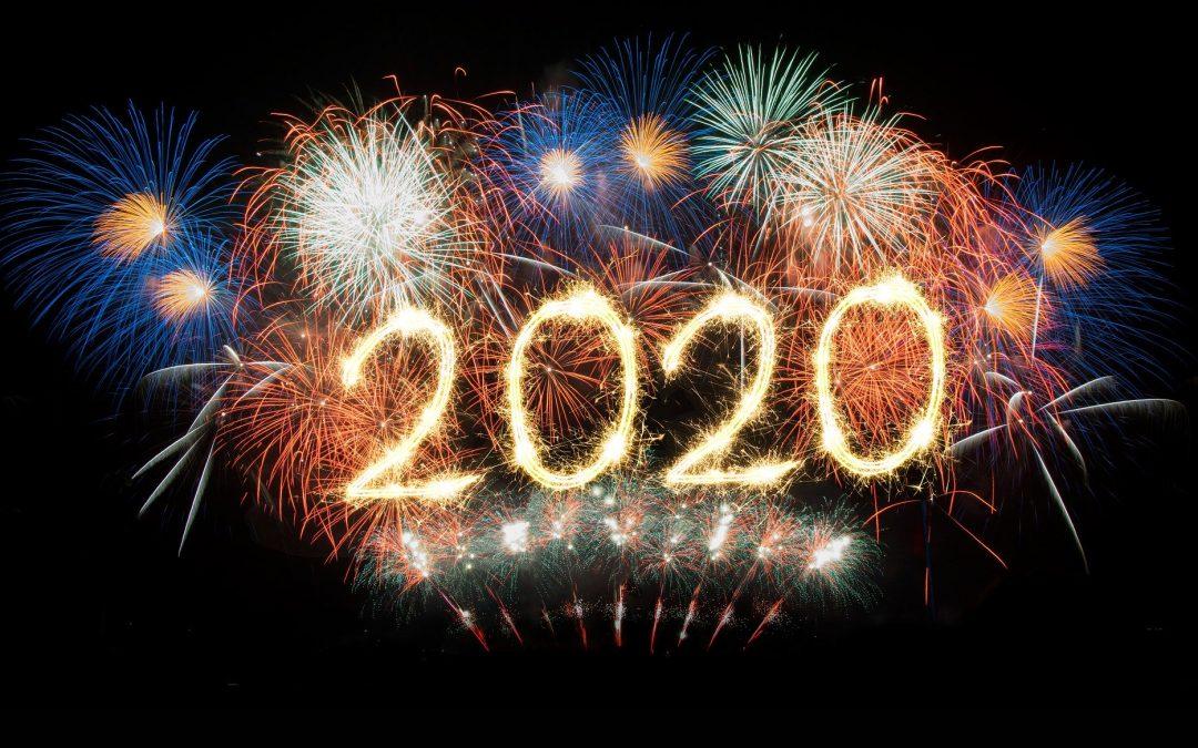 Merveilleuse année 2020 !