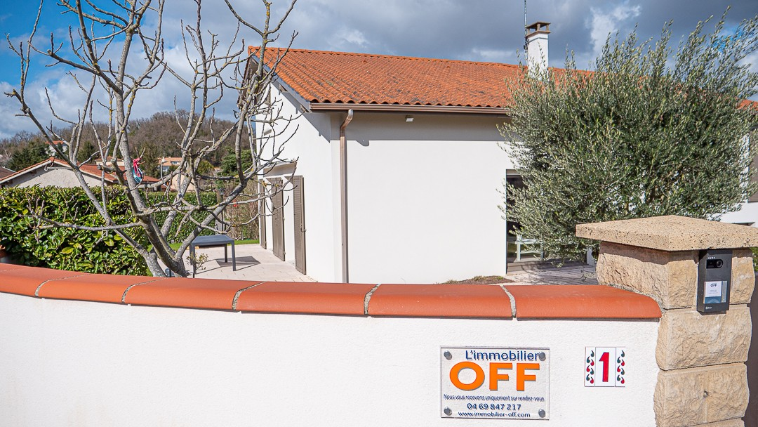 L'immobilier OFF - Agence immobilière Genas