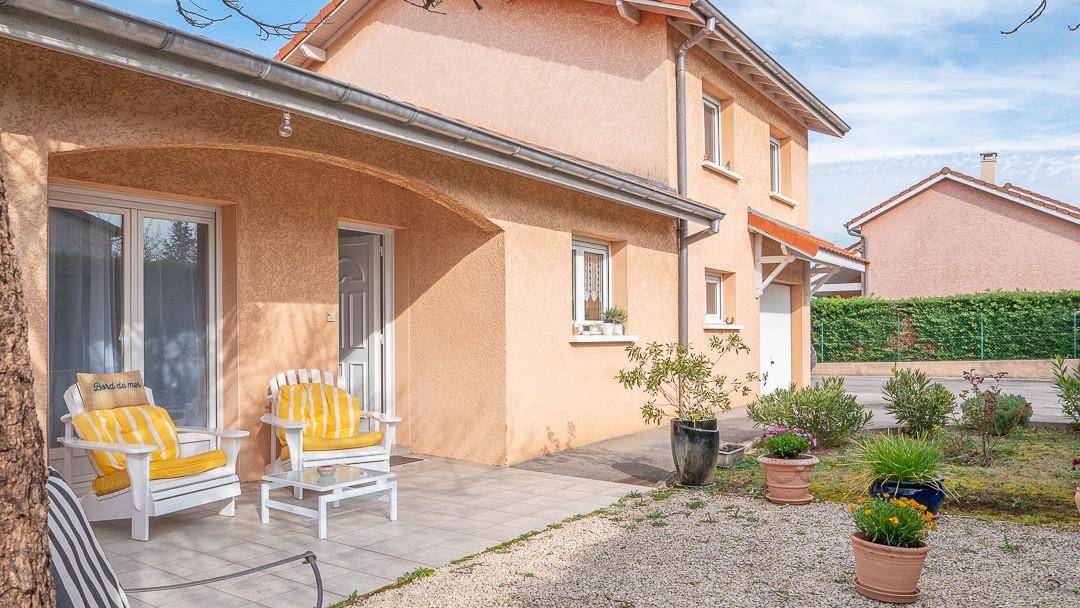 L'immobilier OFF - Belle maison à vendre Genas Azieu