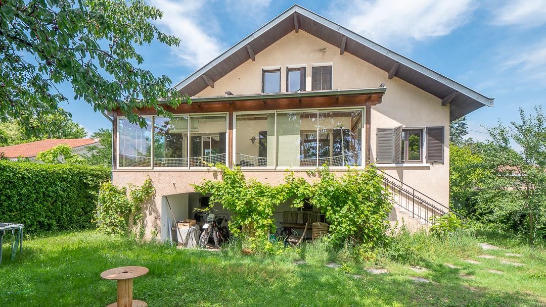 L'immobilier OFF - Grande maison à vendre Genas Centre