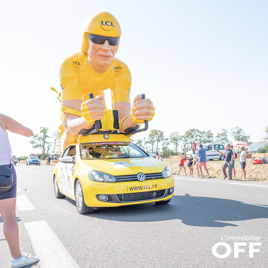 L'immobilier OFF - Tour de France 2020