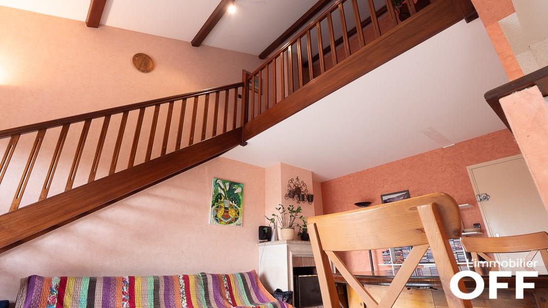 L'immobilier OFF - Duplex à vendre Genas Centre