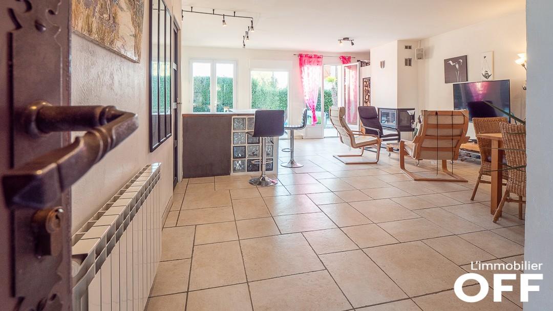 L'immobilier OFF - Maison avec piscine à vendre Genas