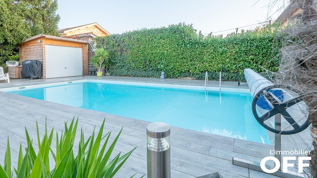 Maison avec piscine à vendre Genas
