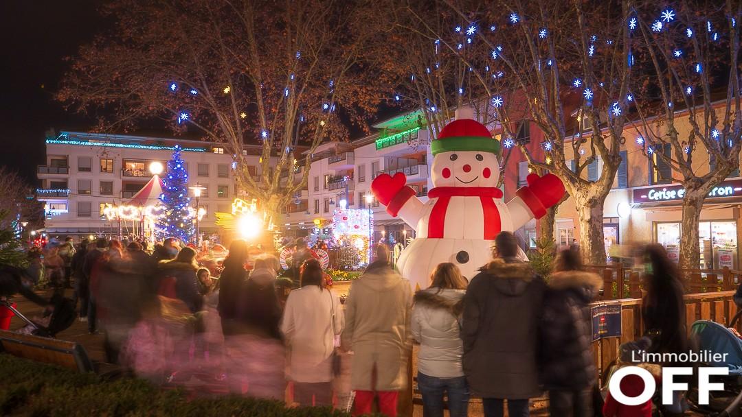 Noël à la Place Genas 2020