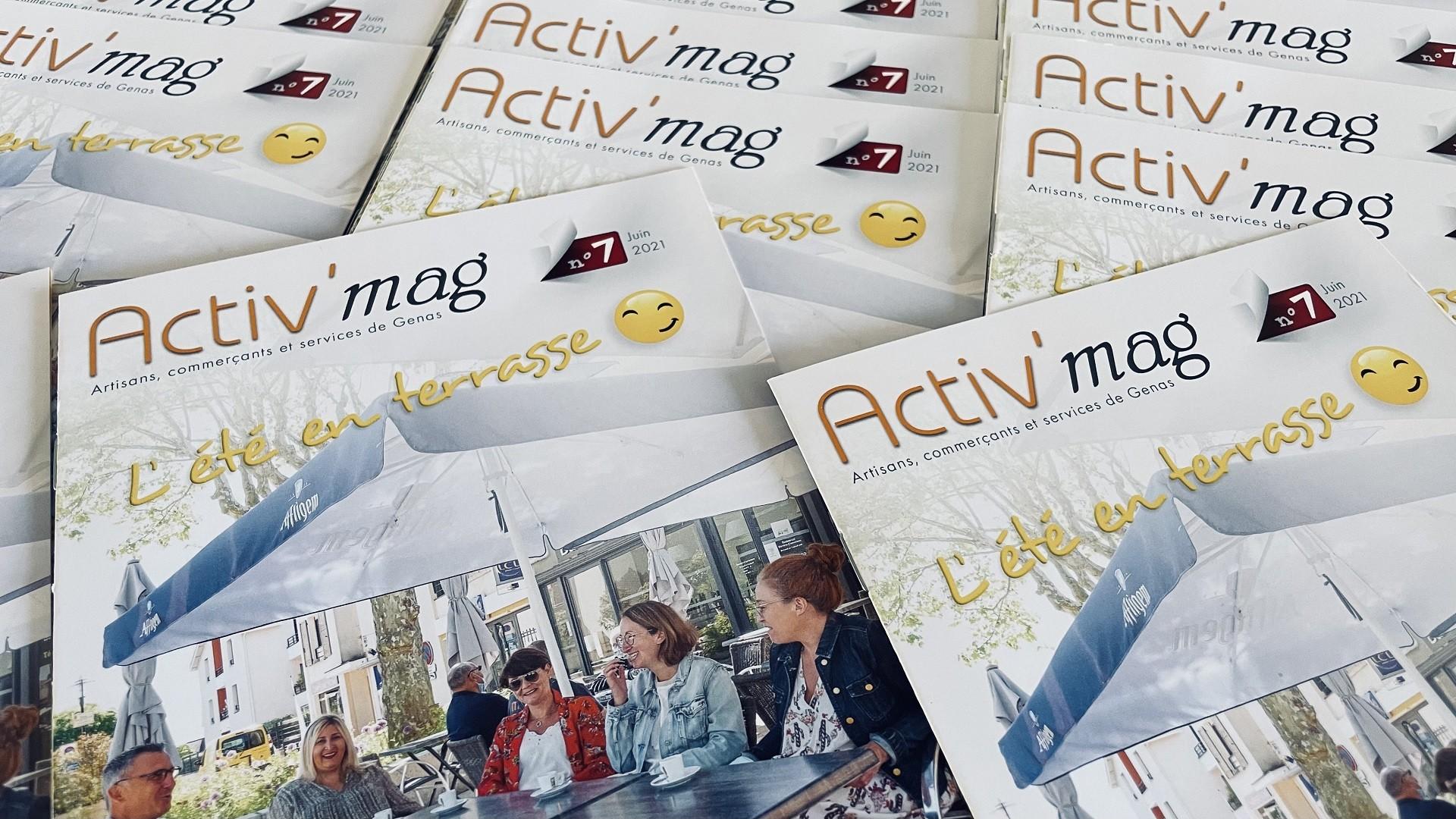 Activ Mag Genas 7