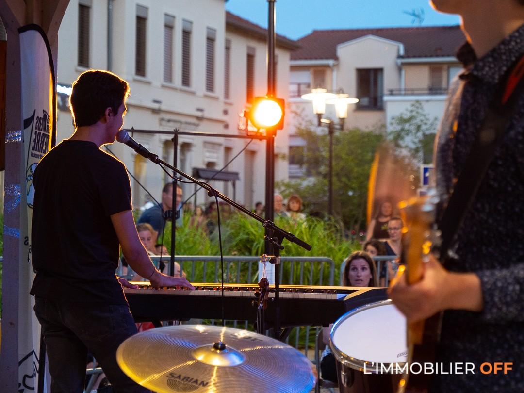 L'immobilier OFF - Les Musicales d'Azieu