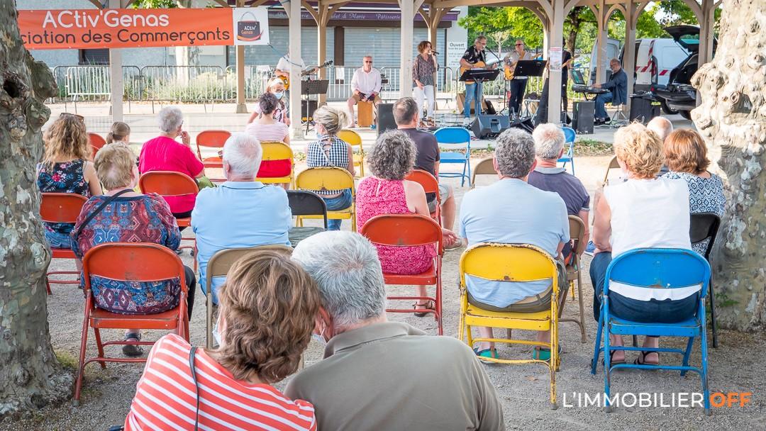 L'immobilier OFF - Les Musicales d'Azieu 2021