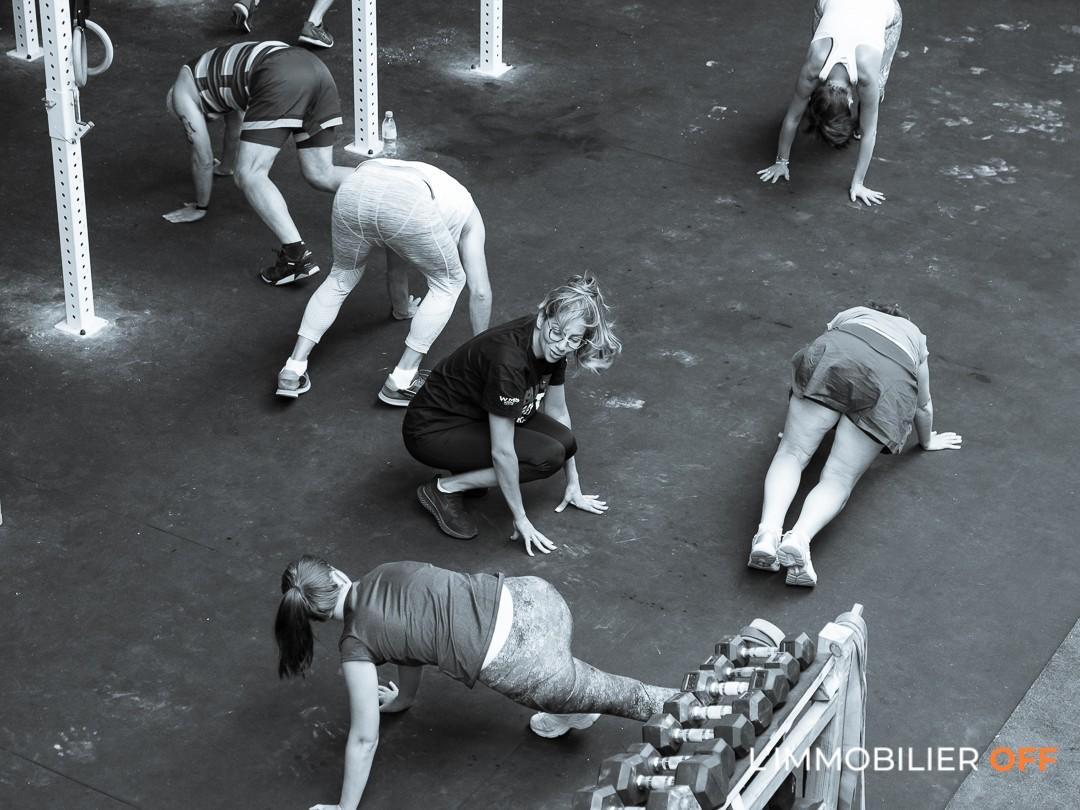 CrossFit GENAS - Activ Games 2021